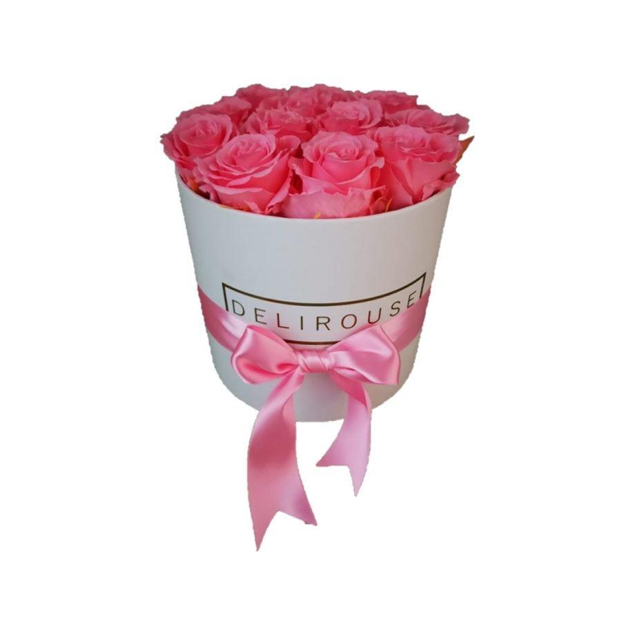 Rosas Eternas - Caja Mediana con Rosas Eternas