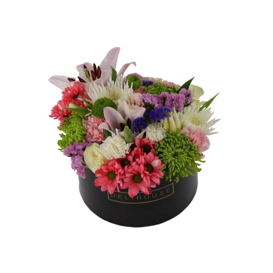 Caja Grande con Flores Silvestres 2