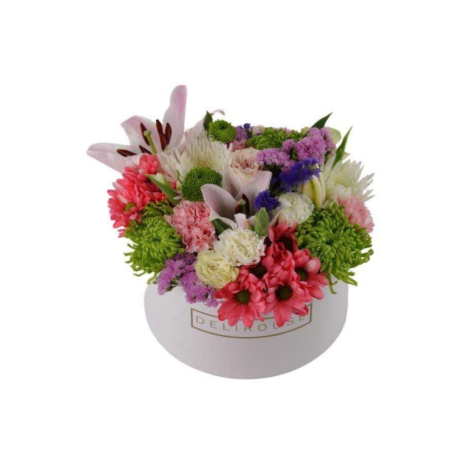 Caja Grande con Flores Silvestres 3