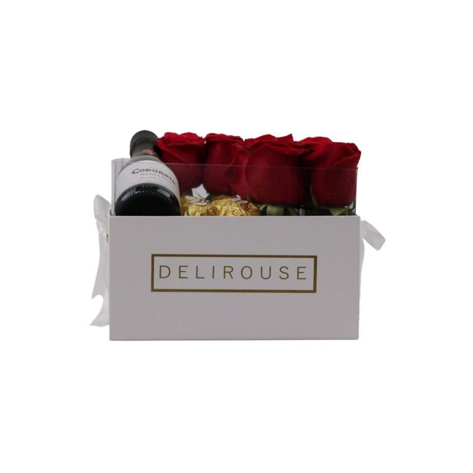Caja Pandora con Rosas y Complementos 4