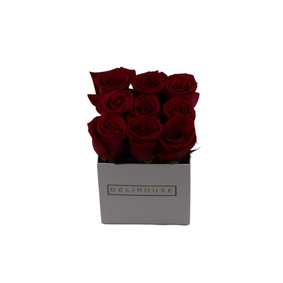 Caja Pequena de Rosas 1