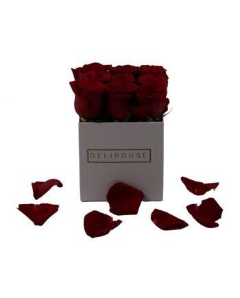 Caja Pequeña de Rosas Preservadas en España #1 - Delirouse