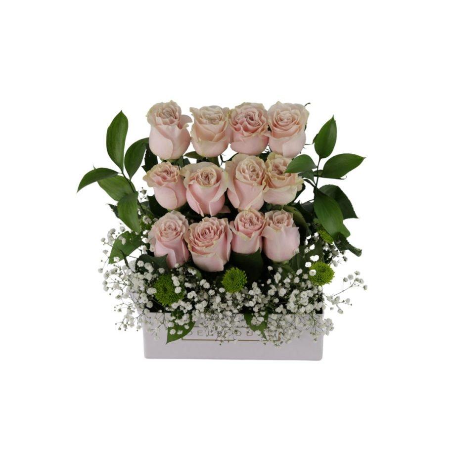 Escalera Grande de Rosas